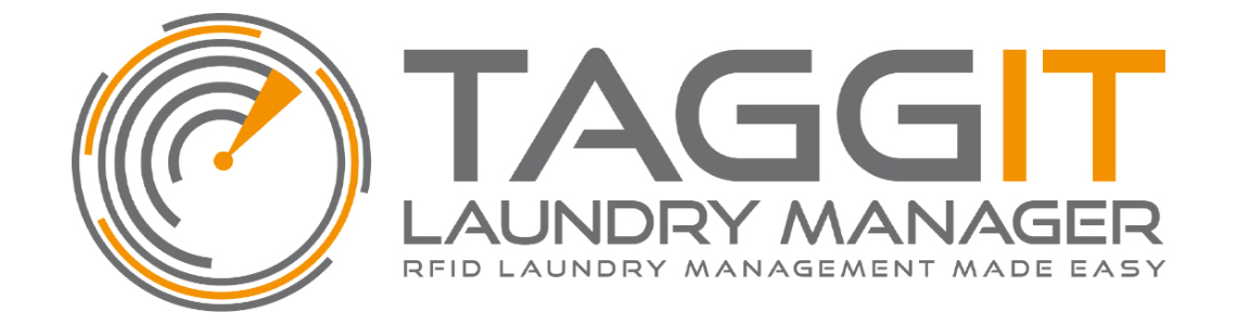 Taggit Laundry Manager